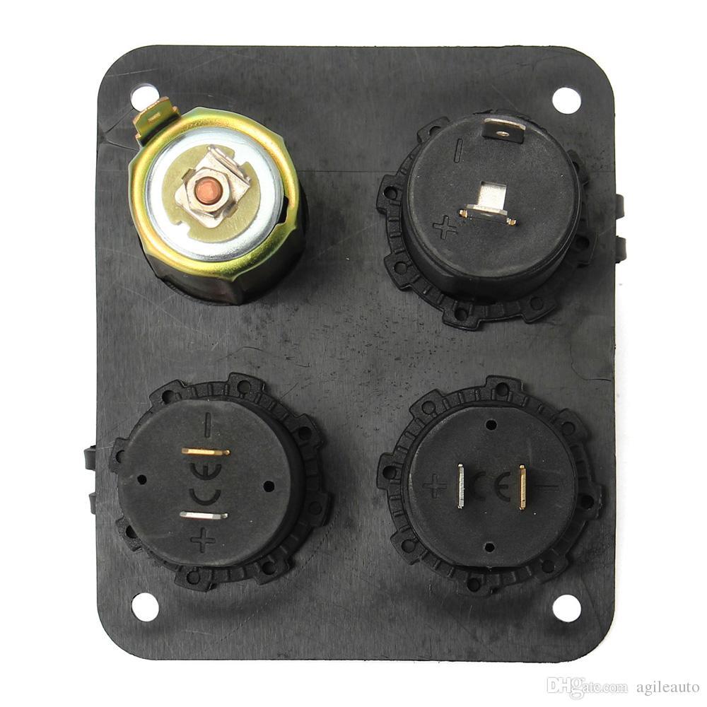 12 V Araba Çift USB Portu Adaptörü Şarj + Voltmetre + Çakmak CEC_61N ile Çakmak Soket