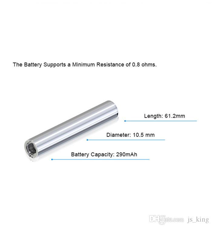 Newest 350mah vape oil pen battery CH5 M3 battery For Thick oil 1.0ohm ceramic oil cartridge ego 510 thread battery USB charger