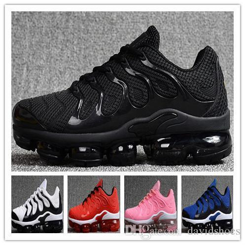 2019 Plus Tn Zapatillas Nano Para Hombre Zapatos De Diseño Zapatillas Tn  Tpu Kpu Air Zapatos Cojín Negro Blanco Mujeres Entrenadores Senderismo  Jogging ... 52d148d152c