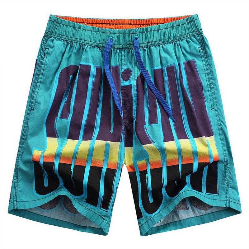 d7d2855e2f4 Compre Hombre Cómodo Pantalones Cortos Ocasionales Flojos Para Hombre  Verano De Playa De Secado Rápido Pantalones Cortos Hombres Denim Cargo Ropa  De Marca ...