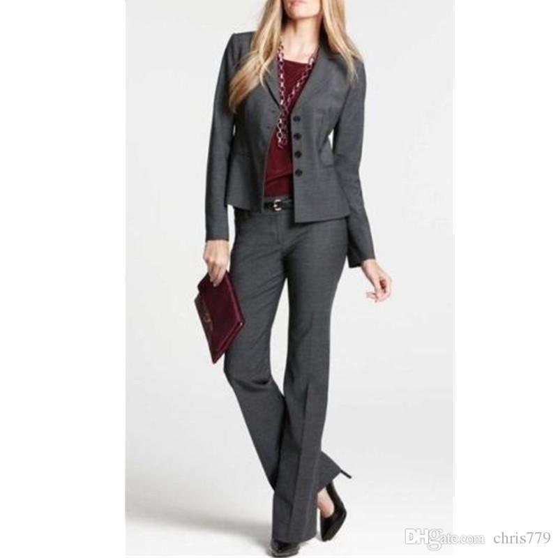 2019 Women S Single Breasted Suit Custom Women S Business Office