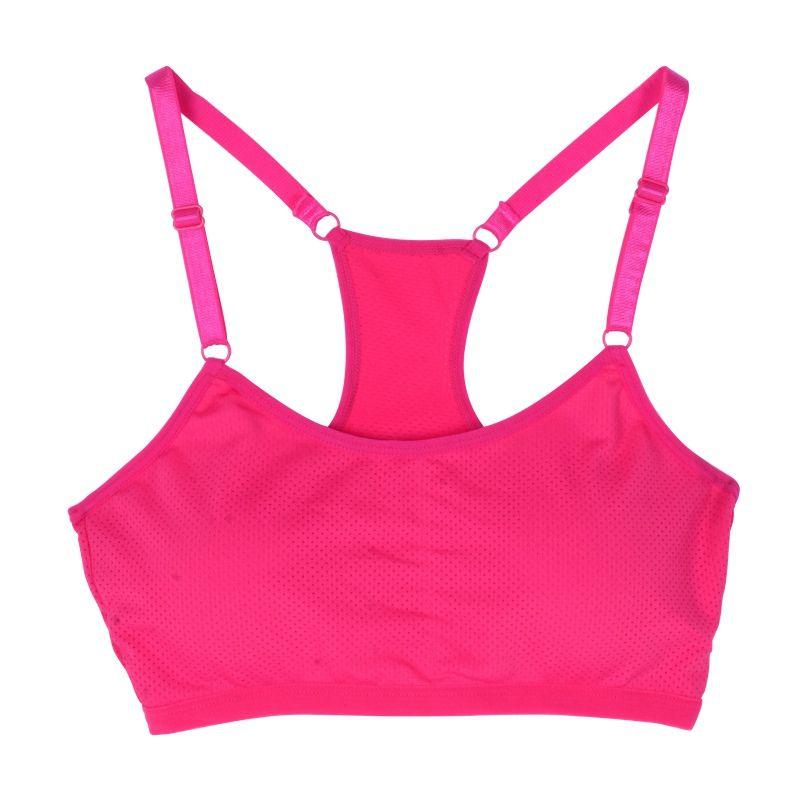 493579bdfac3e Sexy Backless Fitness Bra Push Up Underwear Women Crop Top ...