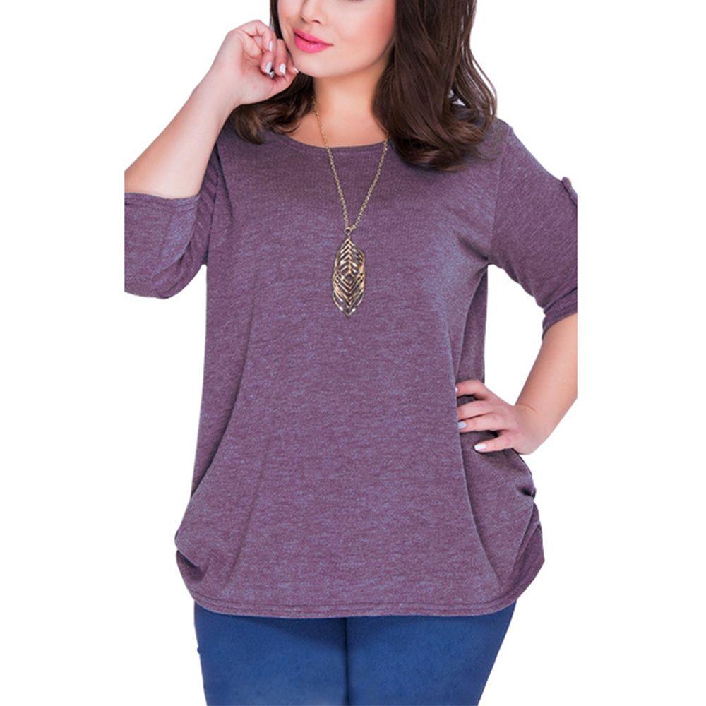 4xl 5xl 6xl Plus Size Blouse For Woman Big Size Ladies Casual Shirts