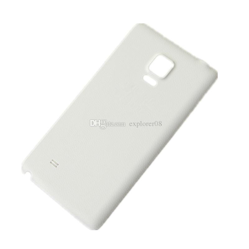 삼성 Galaxy Note 4 용 OEM 새 배터리 커버 Note4 edge N915 VS N915P N9150 Back 배터리 도어 하우징 후면 커버 케이스 Double