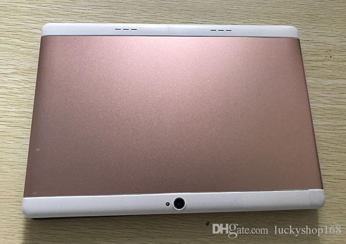 20X de Alta qualidade Octa Núcleo de 10 polegada MTK6582 IPS tela de toque capacitivo dual sim 3G tablet telefone pc android 6.0 4 GB 64 GB