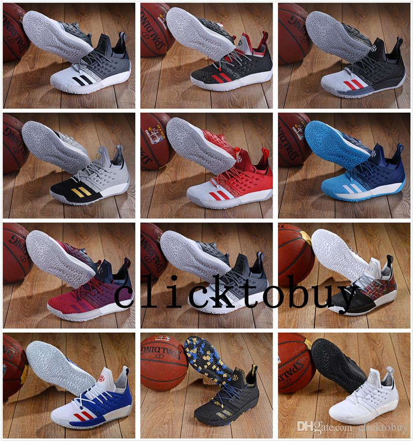 e9cdceb8716 2019 Harden Vol.2 Core Black Imma Be A Star AH2215 Concrete AH2122  California Dreamin Lift Off BC Pioneer Harden 2 Maroon AH2124 Sizeus7 Us12  From ...