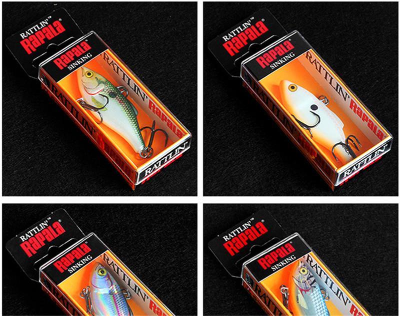 Marke Lipless Realistic VIB Fisch Bass Fischköder 5 cm 11g Minnow Wobble Laser Schlangenkopf Weißfisch Swimbaits Catfish Jigging Köder
