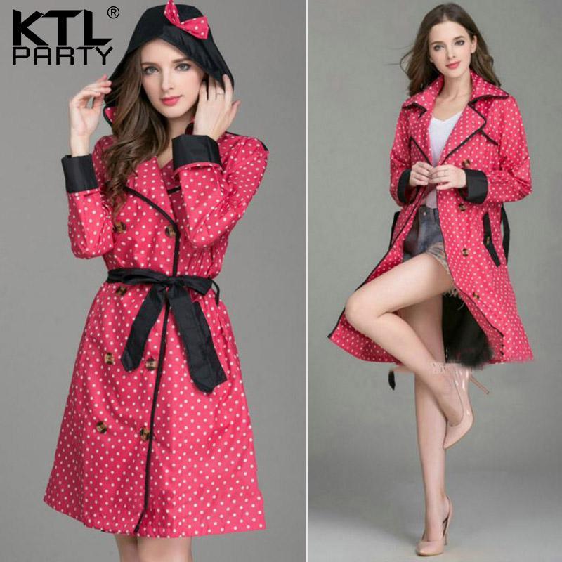 00730afa6bc 2019 KTLPARTY Womens Fashion Raincoats Female Outdoor Travel Rainwear Lady  Waterproof Sunscreen Walking Poncho Wind Breaker From Rudelf