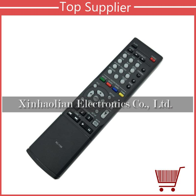 New Remote Control For DENON RC-1169 RC-1181 RC-1168 AVR-1513 AVR-1612 AV  Receiver