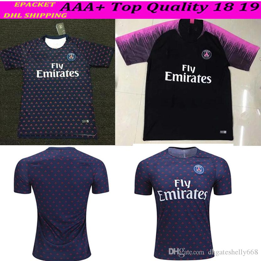new product 4227b 5085b psg practice jersey