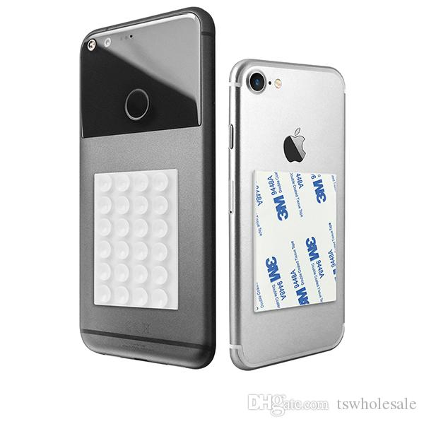 Evrensel Cep Telefonu Emme Mat 24 Enayi Tutucu Silikon Kılıf kaymaz Vantuz Pad Mat Dağı Telefonu bir yerde Tutmak