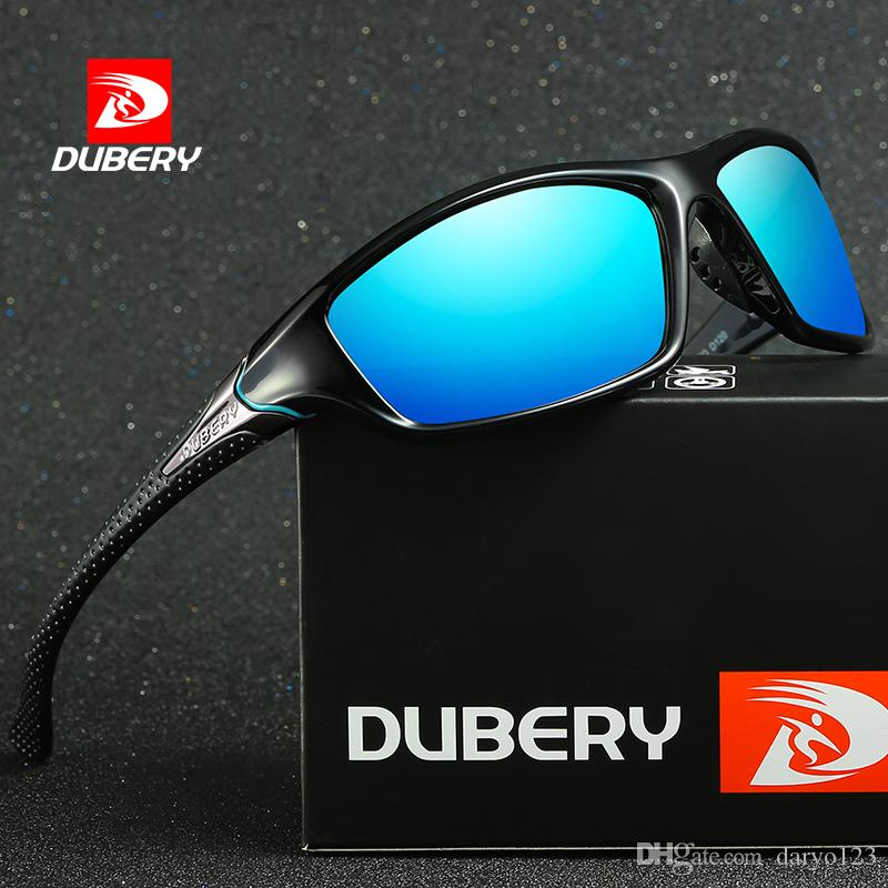 2593077796 DUBERY Sunglasses Men Driving Polarized Night Vision Sun Glasses For Men Square  Sport Brand Luxury Mirror Shades Oculos D120 Sunglasses For Women Cat Eye  ...