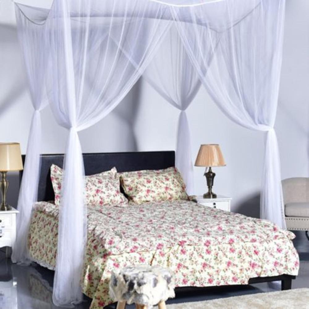 Cheap White Net Tutu Best Net Girls & White Quarto/ One Door Canopy Mosquito Net Fabric Mesh Insect ...