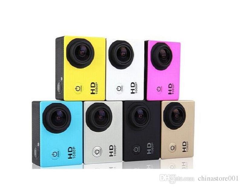 Waterproof Action Sports Camera Cheap SJ4000 1080P Full HD Digital Video Cameras Under 30M DV Recording Mini Bicycle Photo High Quality