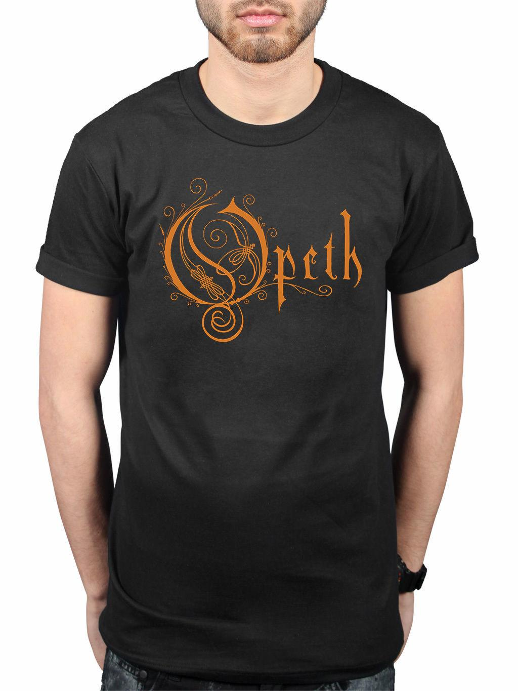 cdab7ccc Official Opeth Sun New T-Shirt Metal Rock Indie Unplugged Ghost Reveries  Merch Basic Models Movement T Shirt T-shirt Online with $14.96/Piece on ...