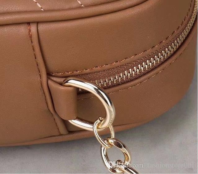 Single shoulder bag handbag new style messenger bag fashion small package of European and American popular chain package