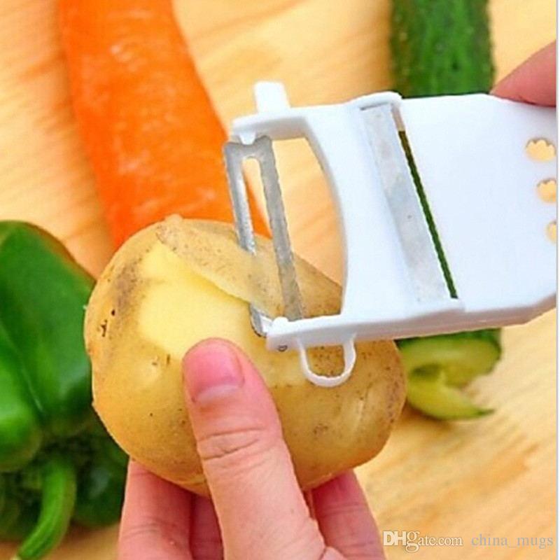 Çok fonksiyonlu Havuç Patates Soyma Kavun Gadget Sebze Meyve şalgam Dilimleme Kesici Peynir Baharat Rende Mutfak Cookig Araçları
