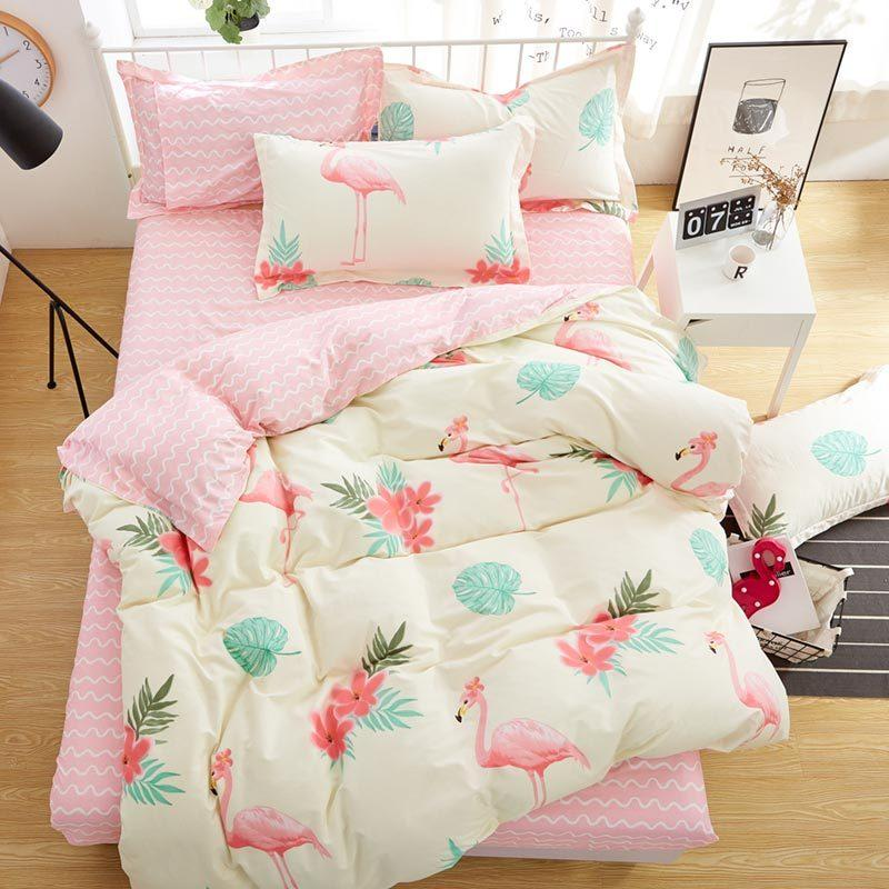 100 Cotton Bed Sheet And Pillowcases And