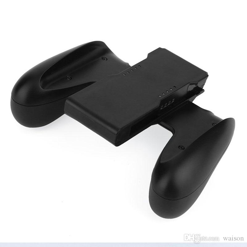 Comfort Grip Handle Bracket Charging Station With LED Support Holder Charger For Switch Joy-Con Handle Bracket