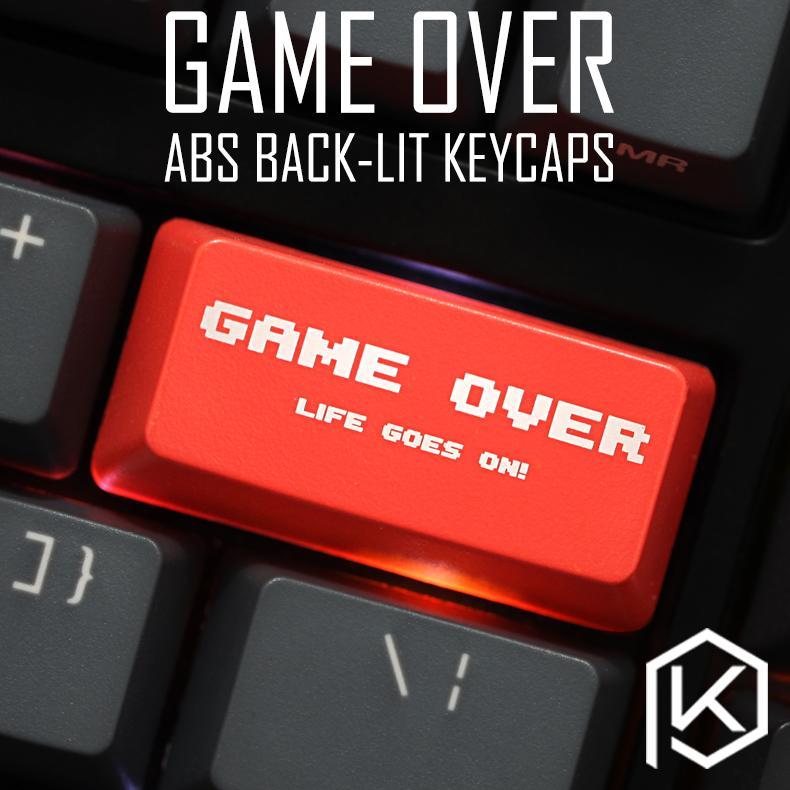 Custom Single Keycaps