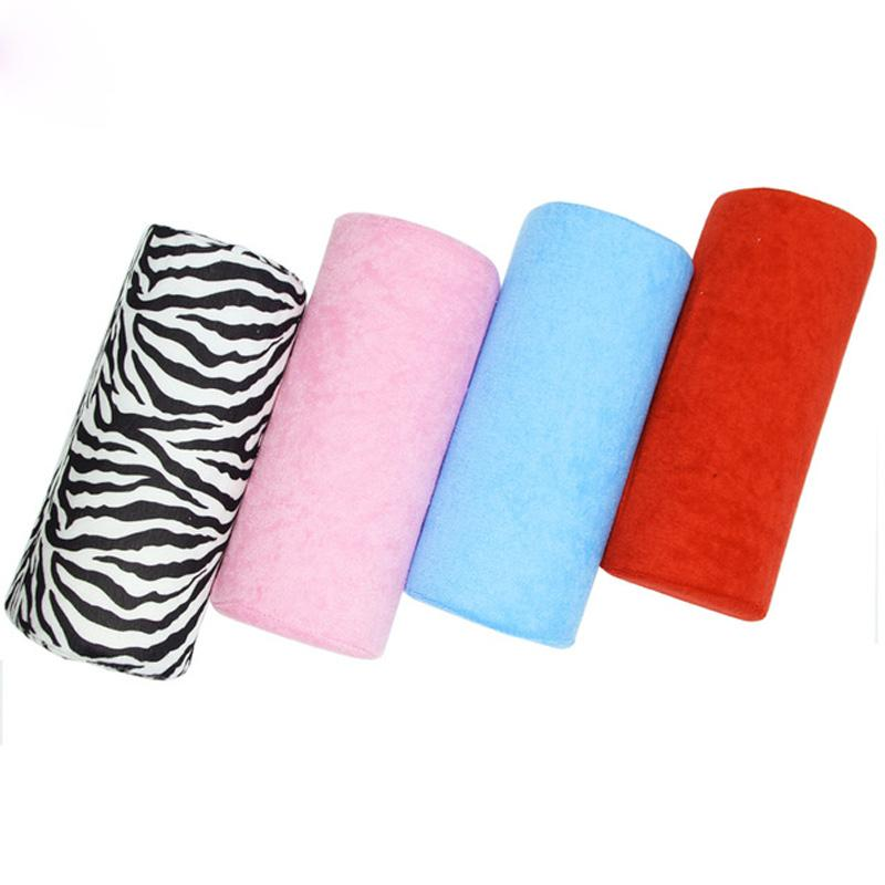 Nail Art Hand Rest Pad Holder Diy Salon Nail Art Washable Practice Equipment Arm Rest Cover Mat Foldable Nail Washable Mat Pad Beauty & Health