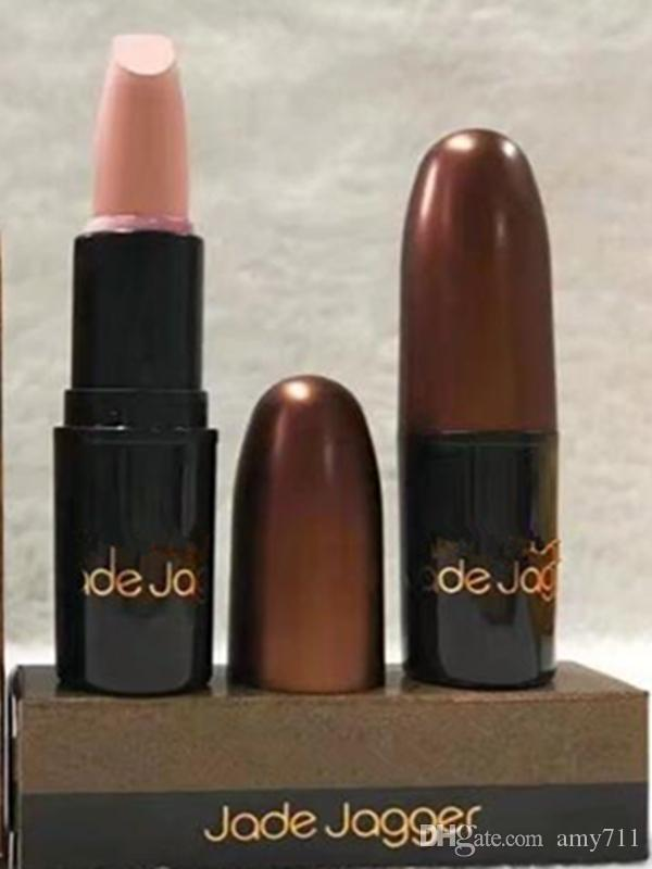 2018 HOT good quality Lowest Best-Selling JADE JAGGER lipstick NEW Brand Makeup MATTE LIPSTICK DHL shipping