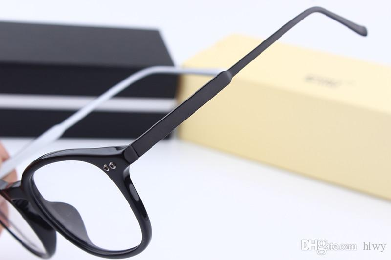 MB614 Brand New Eye Glasses Frames for Woman Men Glasses Frame TR90 Optical Glass Prescription Eyewear Full Frame