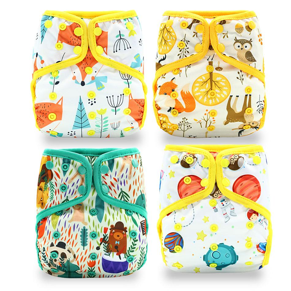 U Pick Elinfant Baby 2018 Most Popular Digital Position Baby Cloth Diaper washable &reusable diaper cover freeshipping