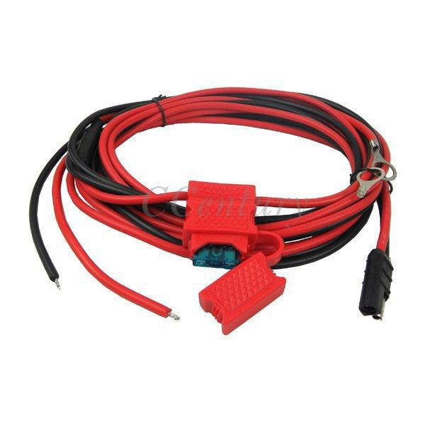DC Power Cable Cord 12V Accessories For Motorola Mobile Car