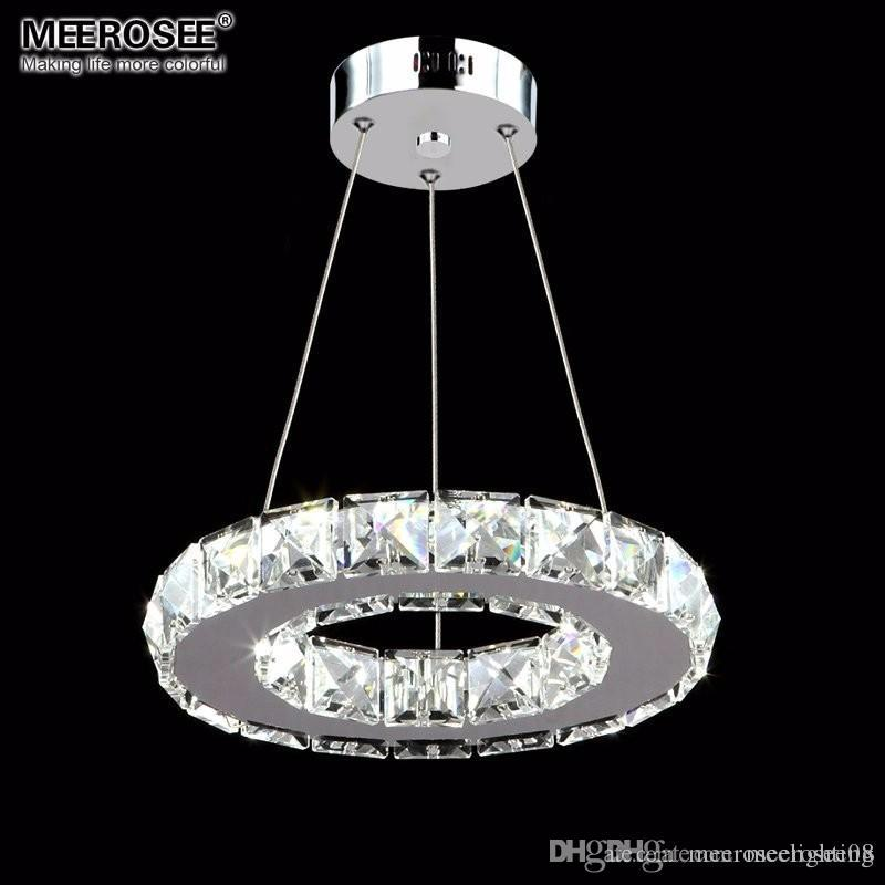 3 Diamond Ring Led Crystal Chandelier Light Modern Led Lighting Circles Lamp 100% Guarantee Fast And Free Shipping Lights & Lighting Ceiling Lights & Fans