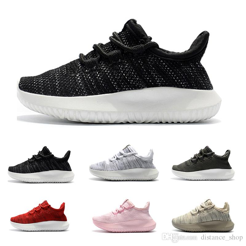 more photos 35349 3aba8 Acquista Adidas Yeezy Boot 350 Kids West 350 Boost Sneakers Baby Boots  Scarpe Running Scarpe Sportive Stivaletti Scarpe Bambino Economici Sneakers  Training ...