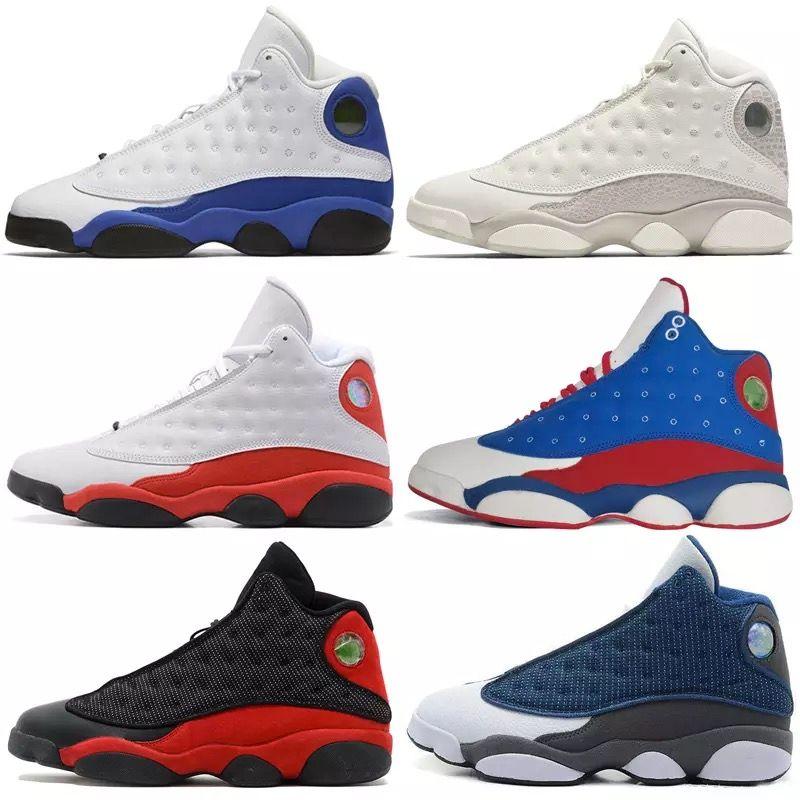 948ddc4902df 13 13s Mens Basketball Shoes Phantom Hyper Royal Italy Blue Bordeaux ...