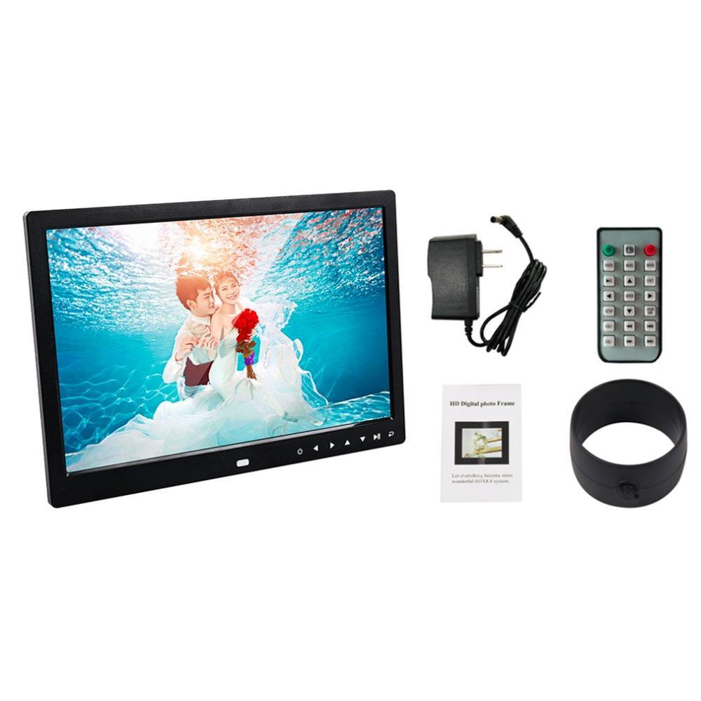 2018 Multi Functional 13 Inch 1280*800 Hd Led Digital Photo Frame ...