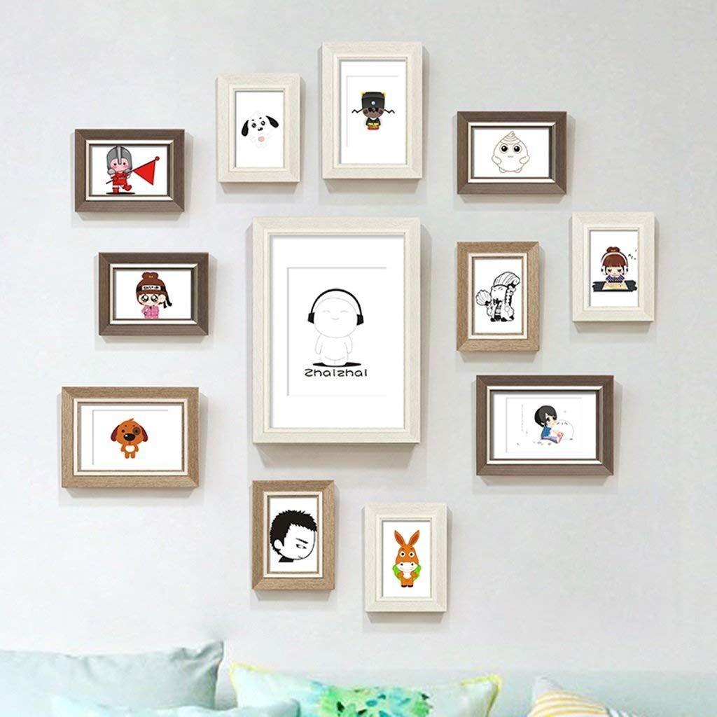 Art Painting ,Irregular Frame Photo Wall Perfect Perfect Wall ...