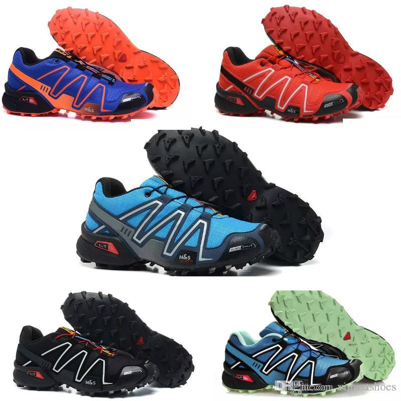 Cs Brand 2019 Uk Trail Speedcross Outlet Solomons Running Shoes 3 8nwOkXP0