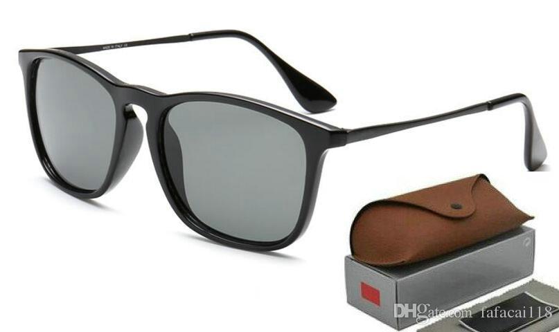 Compre 2018 Nova Moda Rodada Óculos De Sol Dos Homens Das Mulheres Designer  De Marca Óculos Óculos Óculos De Sol Espelhado Uv400 Goggle Com Casos E  Caixa ... 1b115e95f2