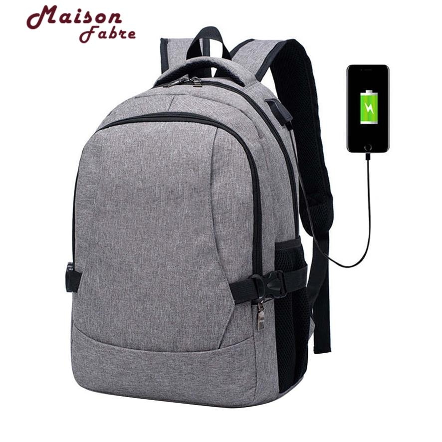 Business Laptop Backpack Anti Theft Water Resistant Computer USB Lightweight  Travel Bag Fits 15.6 Laptops 1012 23 Black Leather Backpack Backpacks For  ... ad72201bc