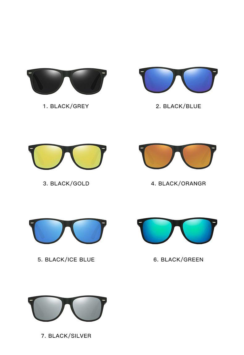 578c278ae054 AAAA+ Top Quality Fashion Men's Mirror Polarized Sunglasses Eyewear ...