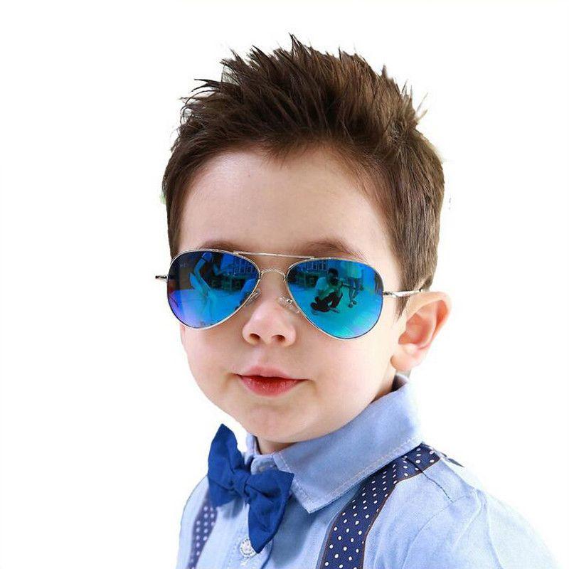 8436c05e80c Pro Fashion Baby Boys Kids Sunglasses Piolt Style Brand Design Children Sun Glasses  Eyewear 100%UV Protection Oculos De Sol Gafas Spitfire Sunglasses Native ...