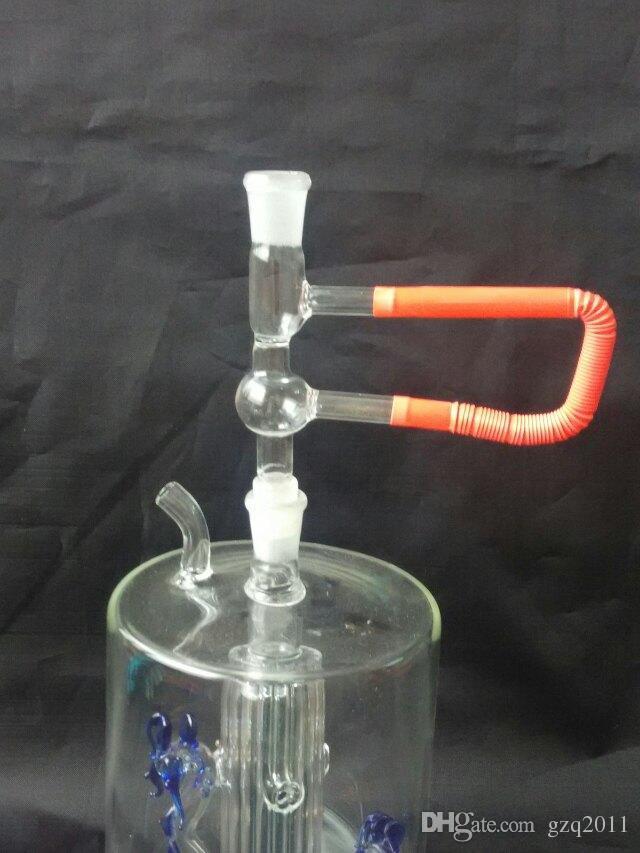 Kabak filtre çekirdek Toptan Cam bong Yağ Burner Cam Su Borular Yağ Kuleleri Sigara Ücretsiz