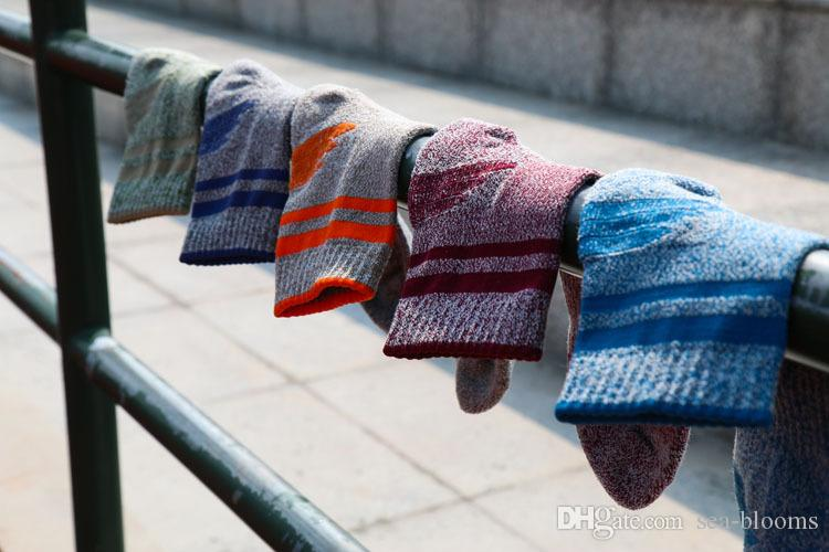 Men Outdoor Walking Hiking Socks Professional Sport Socks Camping Climbing Socks Support FBA Drop Shipping G511S