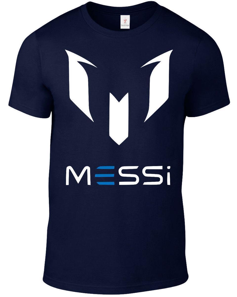 e935f8d12d Compre LIONEL MESSI 10 T CAMISA BARCELONA ARGENTINA FUTEBOL FUTEBOL  TAMANHOS S 5XL S3 Engraçado Frete Grátis Unisex Casual Presente Tshirt De  Wildmarkstore
