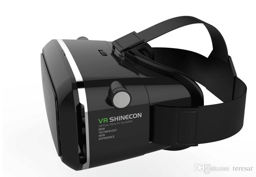 0b3d1b524 Compre Anskp Vr Versão Óculos De Realidade Virtual Óculos 3d Capacetes  Smart Phone Caixa Vr + GamePad De Teresar, $39.18 | Pt.Dhgate.Com