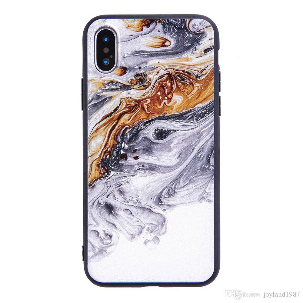 fashion marble painted cool hard phone case for iphone 5 5s se 6 6sfashion marble painted cool hard phone case for iphone 5 5s se 6 6s 6plus 7 7plus 8 8s plus x customizable dropshipping jeweled cell phone cases cell phone