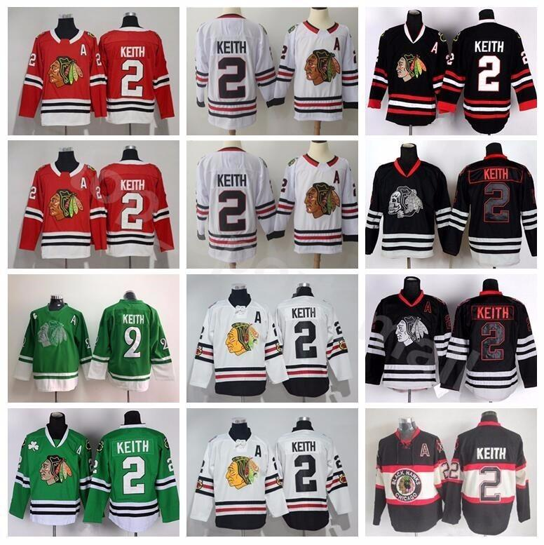 timeless design 5b6f1 3603a where to buy nhl jerseys chicago blackhawks 2 duncan keith ...