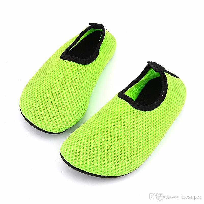 Новый погружной термальное плавание Аква плавники нескользящие мужчины дайвинг плавание сетки носки плавать пляж скольжения Surf обувь для взрослых размер