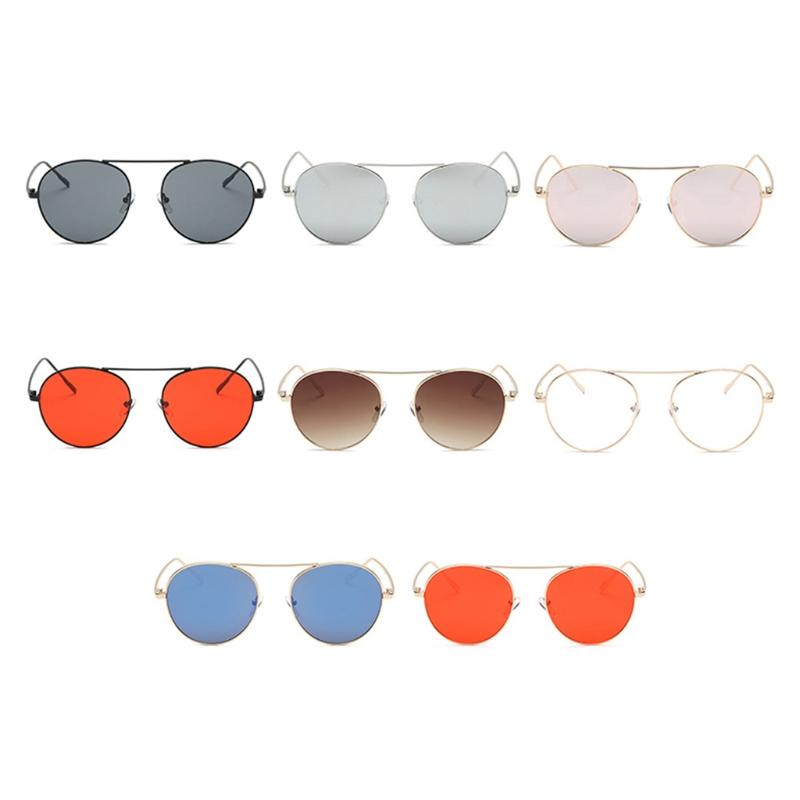 124edec87ae Round Sunglasses Metal Frame Fashion Retro Men Women Brand Designer  Transparent Sunglasses Cheap Sunglasses Round Sunglasses Metal Frame  Fashion Online with ...