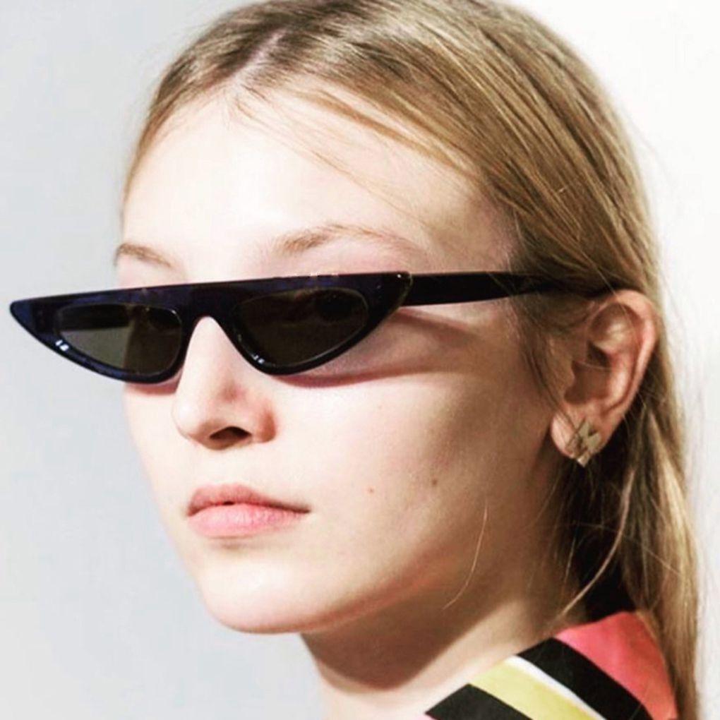 9f10d5b9b4 Women Plastic Small Frame Sunglasses Female UV400 Sun Glasses Adult Outdoor  Travel Driving Eyewear Heart Sunglasses Circle Sunglasses From Qiuyeluo