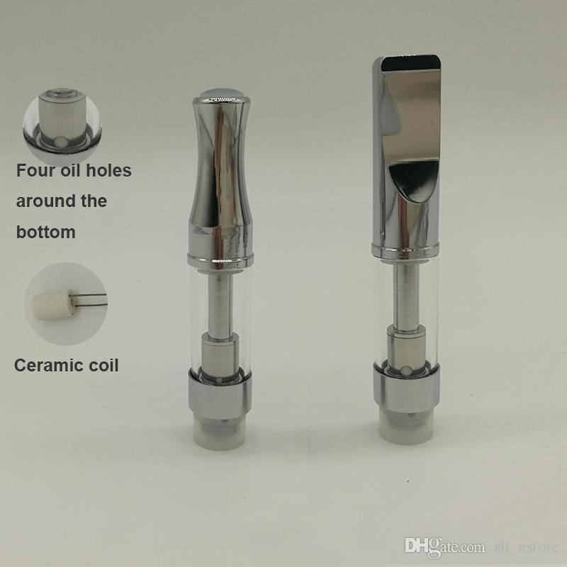 Bud touch Vaporizer Cartridge S3 Vape Pen 510 Glass Tank Ceramic Coil Atomizer Cartridge