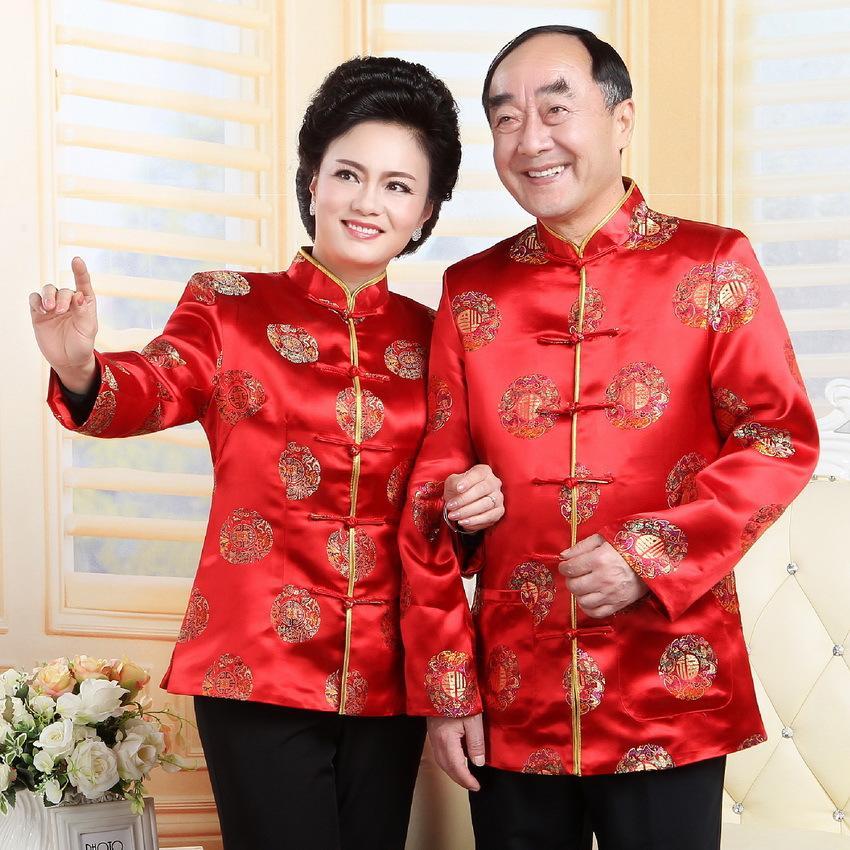 Grosshandel Traditionelle Chinesische Kleidung Fur Frauen Manner